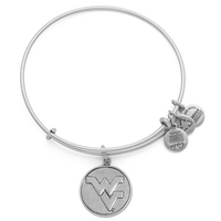 Alex and Ani West Virginia Logo  Bracelet