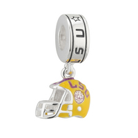 Helmet Dangle Bead