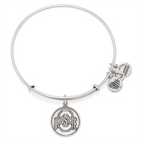 Alex and Ani Ohio State Logo   Bracelet