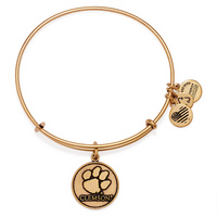 Alex and Ani Clemson Logo  Bracelet