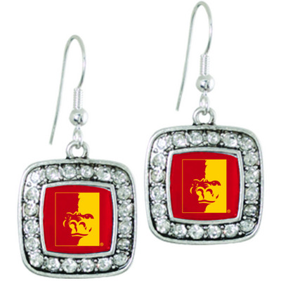 Livingston Square Earring