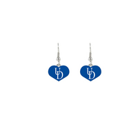 Hook Earrings Heart