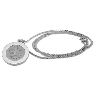 Silver Pendant Necklace (Online Only)