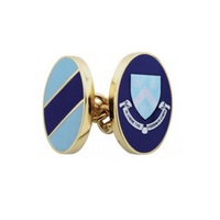 Enamel Cufflinks Chain