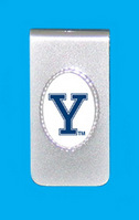 Yale Bulldogs Money Clip