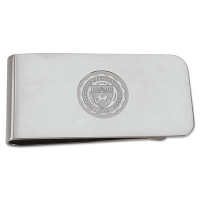 Silver Money Clip