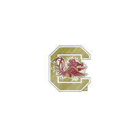 South Carolina Gamecocks Brass Lapel Pin