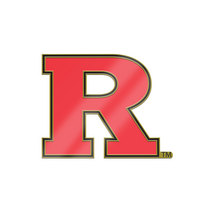 Rutgers Scarlet Knights Brass Lapel Pin