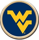 WVU Mountaineers Lapel Pin