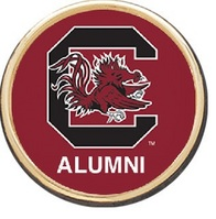 South Carolina Gamecocks Lapel Pin