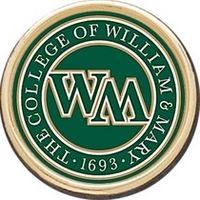 William and Mary Lapel Pin