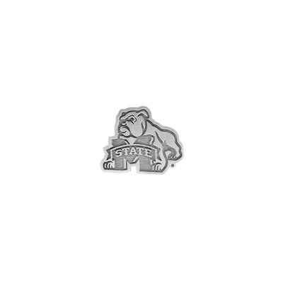Mississippi State Bulldogs Lapel Pin