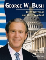 George W. Bush Texas Governor And U.S. Pres