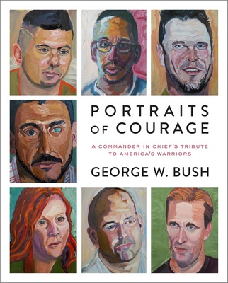 Potraits of Courage Hardcover Signed & Personalized Edition