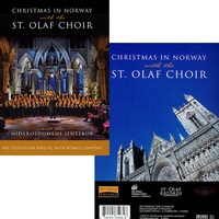 Christmas in Norway with the St. Olaf Choir DVD Music