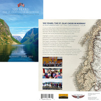100 Years The St. Olaf Choir in Norway DVD