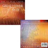 Great Hymns of Faith, Vol. 1 Music CD