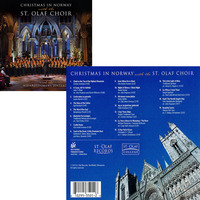 Christmas in Norway with the St. Olaf Choir CD Music
