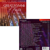 Great Hymns of Faith, Vol. 3 CD