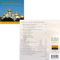 A Russian Spectacular CD