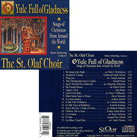 O Yule Full of Gladness CD