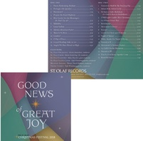 CD Good News of Great Joy