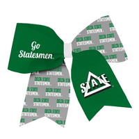 Spirit Cheer Gear Ribbon Barrette