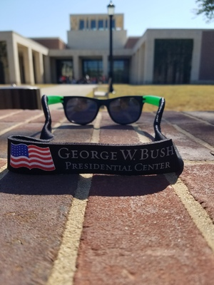 Presidential Center Croakies