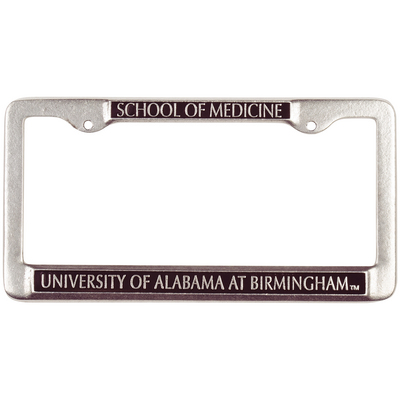 The UAB Bookstore Bookstore - License Plate Frame