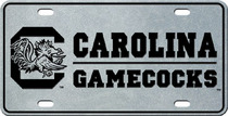 South Carolina Gamecocks License Plate