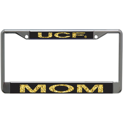 University of Central Florida Bookstore - Mom License Plate Frame