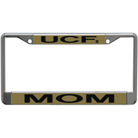 Stockdale Acrylic Mom License Plate Frame