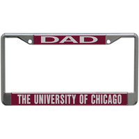 Acrylic Dad License Plate Frame