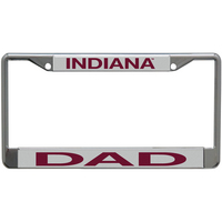 Stockdale Acrylic Dad License Plate Frame