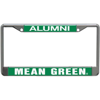Stockdale Alumni License Plate Frame