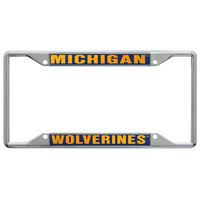 Stockdale Acrylic License Plate Frame