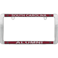 Stockdale Technologies Alumni License Plate Frame