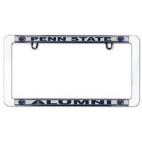 Stockdale Alumni Domed License Plate Frame