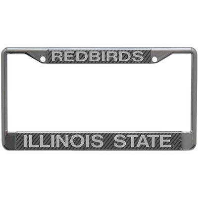 Aryclic Carbon License Plate Frame