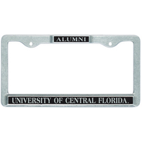 UCF Knights Alumni License Plate Frame