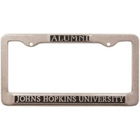 Hopkins Alumni License Plate Frame