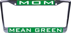 LICENSE PLATE FRAME ACRYLICMOM