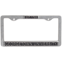 Carson by Jardine License Plate