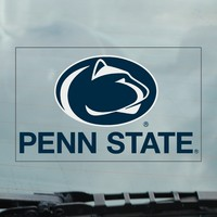 Penn State Nittany Lions Static Cling Decal