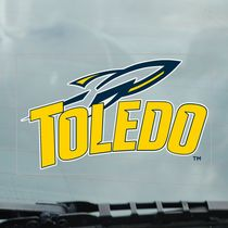 University of Toledo Static Cling Decal