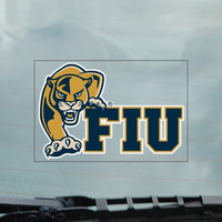 FIU Static Cling Decal
