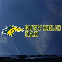 Color Shock Dad Decal
