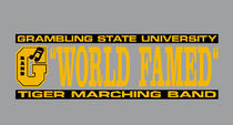 Grambling State Tigers Sports Decal