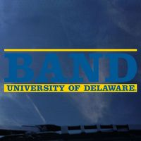 Delaware Blue Hens Sports Decal