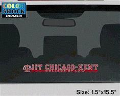 Colorshock Strip Decal